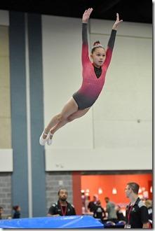 Emily gymnastics